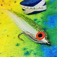 casting baitfish (fluro eyed roach) 8