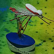 red white cruncy bug