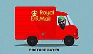 postal donation uk - europe