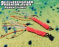 perch tube hot orange