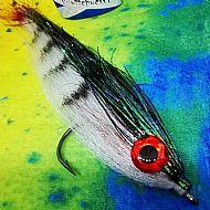 fluro orange eye perch