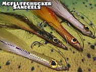 sandeel pack 10 flies