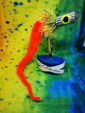 orange worm tail popper