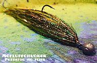super streamer - yellow perch