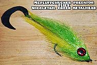 wiggletails metalheadz green