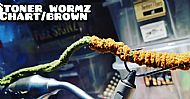 stoner wormz chart-brown