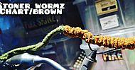 stoner wormz chart-brown