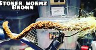 stoner wormz -brown