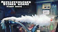 stoner worm white fur