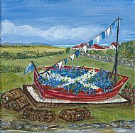 A Boatful o' Flooers