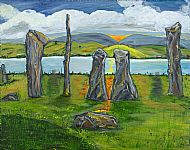 STANDING STONES at BELTANE