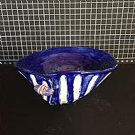 Stoneware Wrap-over Bowl