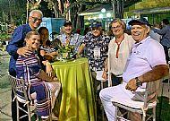 Typical Cartagena Restaurant