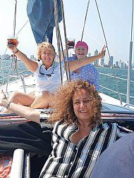 Sailing Cartagena