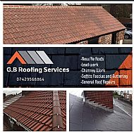 G B roofing services