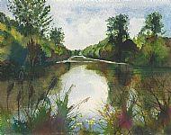 Lake @ Calke Abbey