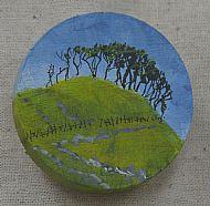 aberdeenshire trees brooch