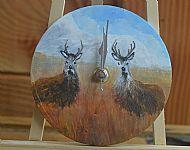 stag clock