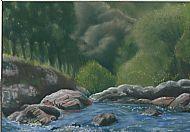 Cassley Falls