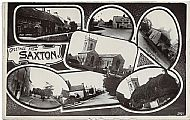 Pictures of old Saxton