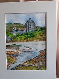 Eilann Donan Castle, Scotland