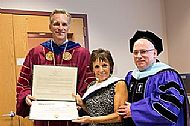 Honorary Doctorate Moravian College
