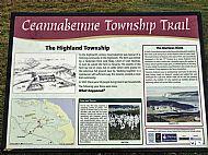 Ceannabeinne Township Trail