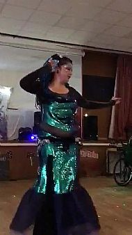 Bellydancing with Sarah