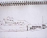 Christine Scheuerl  - Sketchbook 3