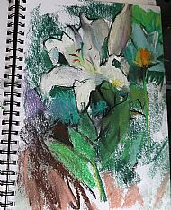 Jennifer Mackenzie - Sketchbook 2