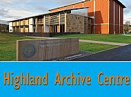 Highland Archive Centre