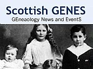 Scottish Genes Blogspot
