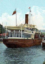 Muirtown Wharf 130 Years Apart