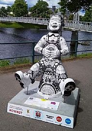 Oor Wullie - the Inverness Connection