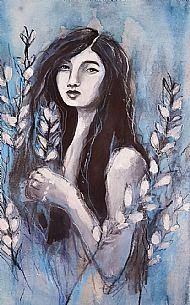 Serenity in Blue