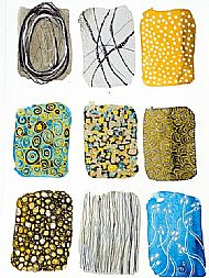 Klimt Pattern abstract