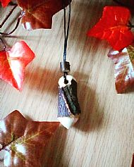 Dowsing Pendulum Necklace