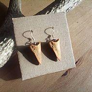 Deer Toe Bone Earings