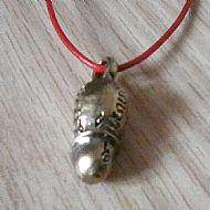 Phallic Pendant Charm Necklace