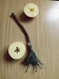 Licorice Altar Broom