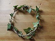 Ivy Garland Crown