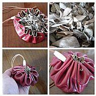 Drawstring Shaman Bag