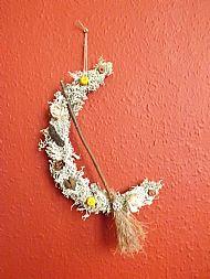Sickle Moon Hanger (SOLD)