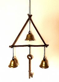 Witches Key Bells