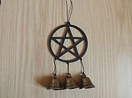 Witch Bells Star  SOLD