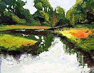 Skating Pond Golspie