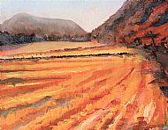 Harvest-fields the Mound