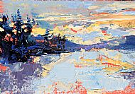 Sunset Loch Fleet