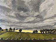Ann Morphy, July Skies, Dun