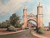David Turner OBE, Royal Arch